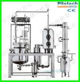 Extrator pequeno do óleo essencial de planta de fábrica