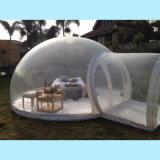 Casa globo insuflável tenda ao ar livre