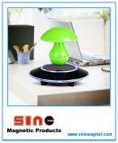 Lampada di notte di musica di levitazione magnetica del fungo di modo con l'altoparlante di Bluetooth