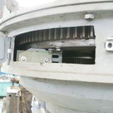 Lebendmasse-Pelletisierer-Maschine für Bambussägemehl