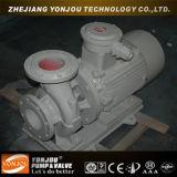 Pompa centrifuga dell'acqua calda