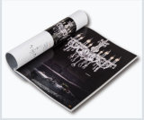 A4 Full Color Fashion Magazine Cloth Catalog Printing Company en Chine
