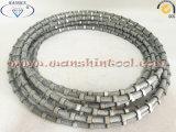 10.5mm 대리석 다이아몬드 공구를 위한 플라스틱 다이아몬드 철사