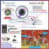 Le Bluetooth ! 48V 1000W du moteur d'or du moyeu de roue de vélo électrique du moteur