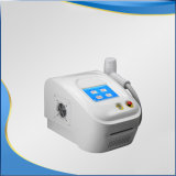 La terapia de onda de choque el equipo de fisioterapia de infrarrojos