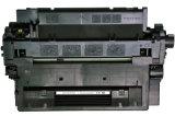 Original para impresora Cartucho de tóner negro HP CE255X.