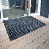 Utiliza la hierba al aire libre Antideslizante alfombra de goma