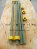 Alta resistência de isolamento de epóxi de PRFV material de isolamento de Parafuso e Porca