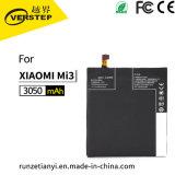 Batería original del teléfono móvil para la batería de la parte posterior Bm31 de la batería de Xiaomi Mi3, reemplazo para la célula de Xiaomi Mi3