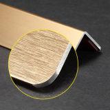 Accesorios de titanio para pisos de aleación de aluminio