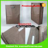 Por encargo de la bolsa de tela para la promoción / Compras / prendas de vestir