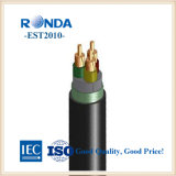 좋은 가격을%s 가진 0.6KV Undergroud 케이블 XLPE 케이블 PVC 케이블