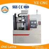 Lathe CNC вертикальный для больших металлопластинчатых частей