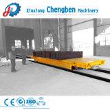Indústria de controlo PLC Transferir a realização de ferrovia Powered Carrinho plana na rampa