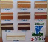 Ck Surpass Wood Luxious 못 Hidden와 Waterproof PVC Skirting
