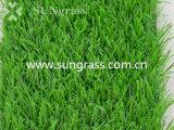 tappeto erboso dello Synthetic di 25mm per il giardino o il paesaggio (SUNQ-HY00114)