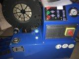 Máquina de borracha do CNC da máquina do frisador da mangueira