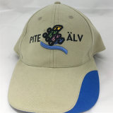 Chapéu e tampão personalizados do esporte do basebol do bordado de Tatami