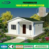 목욕탕 Prefabricated 홈 호화스러운 별장, 모듈방식의 조립 주택 Prefabricated 집