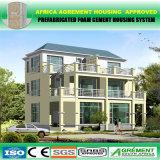 Casa Prefab BV da casa minúscula fácil do baixo custo do conjunto inspecionada
