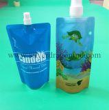 Kundenspezifischer Fastfood- Tülle-Beutel für Milch-Verpackung