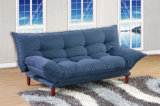 Кровать софы ткани комнаты самомоднейшей домашней мебели живущий (HC507)