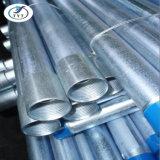 BS1387 galvanisiertes Rohr und Gefäß heißes BAD galvanisiertes Stahlrohr