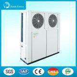 refroidisseur d'eau refroidi à l'air de pompe à la chaleur 25kw