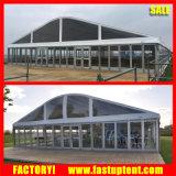 PVC de 10X20m ou personnes solides de la tente 200 d'usager de dôme de mur