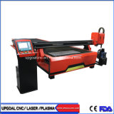 Grand 2000*6000mm tuyau de feuille de métal CNC Plasma machine de forage de coupe