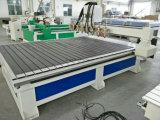 Madera/ranurador de acrílico/del plástico/de la piedra/del metal 1325 del CNC con el vector absorbente del vacío para la carpintería