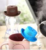 Mini USB Venta caliente sombrero de vaquero gorras humidificador