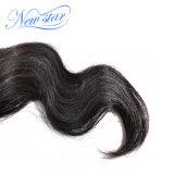 브라질 바디 파 머리를 길쌈하는 새로운 별 Virgin 머리