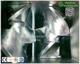 Schaumgummi-Plastikmischer China-Dalian 200L mit 4 Flügel Banbury Läufern