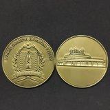 Andenken-Metallherausforderungs-Münze