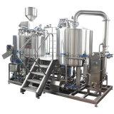 7bbl automático de la calefacción a vapor equipo Cerveza Cervecería