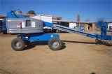 Verwendete Geist-Dieselmotor-selbstangetriebene teleskopische Luftarbeit-Plattform