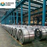 El ancho 750-1250mm PPGI PPGL Gi bobinas de acero con recubrimiento de color