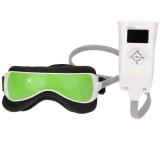 Le masque infrarouge de soins oculaires de thérapie de chauffage de rouleau-masseur d'oeil de la chaleur détendent le front de bonne qualité