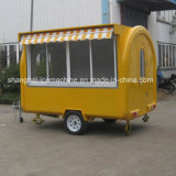 Un café mobile, Hot Dog Grill panier alimentaire Jy-B42