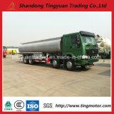 Caminhão de tanque do petróleo de Sinotruk HOWO com capacidade elevada para a venda