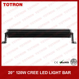 21.5 Duim 120W CREE Curved LED Light Bar met High 750lux/10m (TLB3120X)