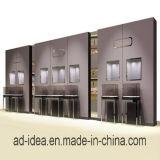 Het Kabinet van de Toonzalen van het Kabinet van de Vertoning van juwelen/van de Vertoning Furniture/Jewelry
