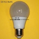 5W LED Birnen-Licht mit Aluminium u. Eco Plastik