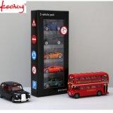 Fuerte personalizado papel Cartón Ondulado embalaje con ventana transparente para electrónica de juguete