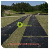 Пластиковый PE доступ к Дороге контакт Rig коврики временная стоянка коврик