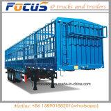 La Chine 40 tonnes jeu semi-remorque de transport en vrac pour la vente