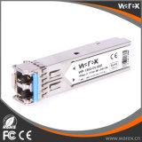 100M SFP Lautsprecherempfänger-Baugruppe 100BASE-EX 1310nm 40km SMF mit DDM Funktion