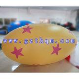 PVC che fa pubblicità all'aerostato promozionale gonfiabile dell'elio dei prodotti