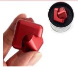 Nuovo filatore della mano del cubo della mano del filatore del quadrato di irrequietezza di stile